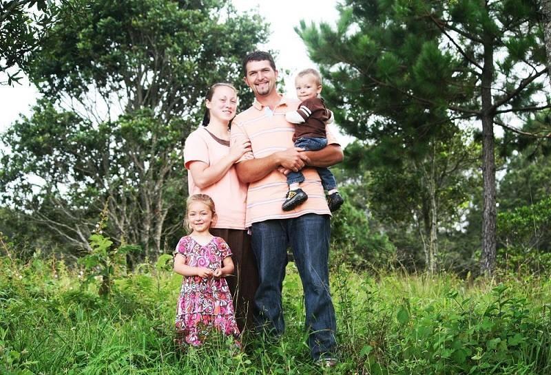 Danny Erb Family