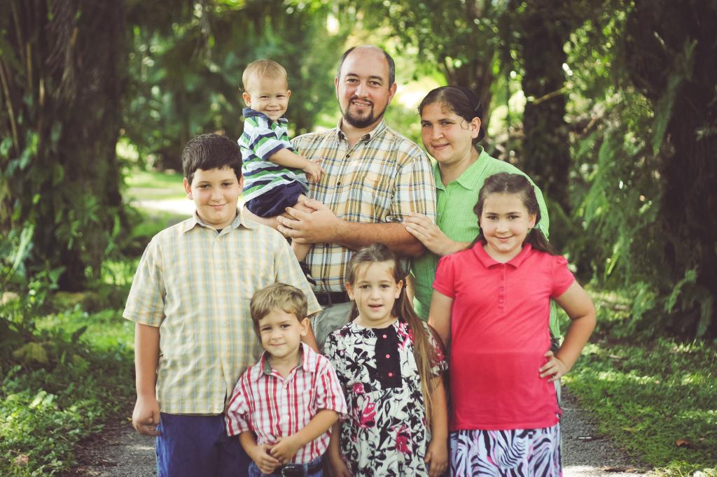 Allen Summy Family