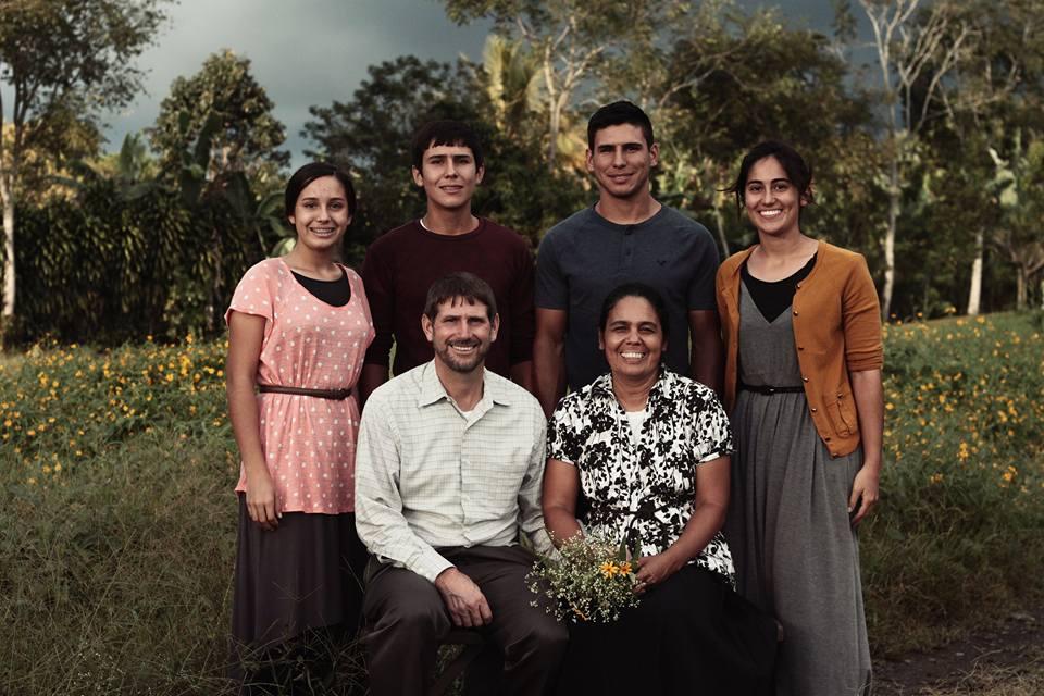 Jeremiah Martin Family