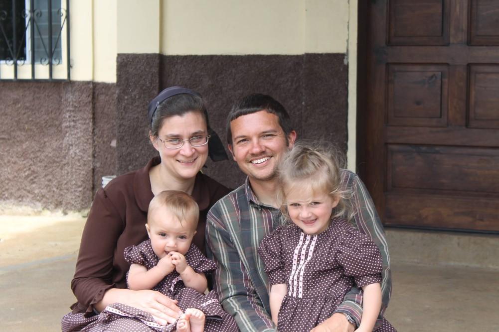 Rick Yoder Family