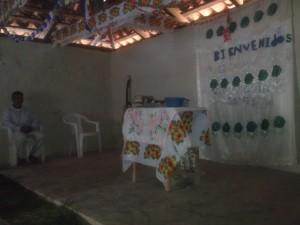Church House in Guatincara