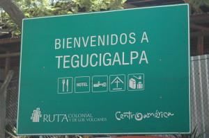 Welcome to Tegucigalpa