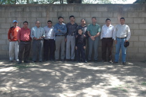 Group of pastors
