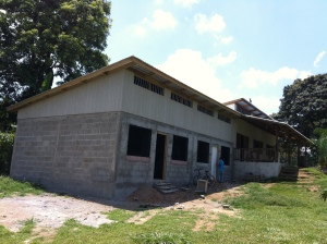 Two new classrooms now finished