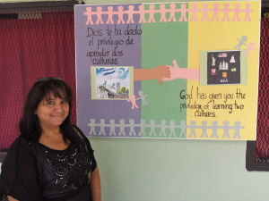 Claudia Rodriguez Spanish Teacher