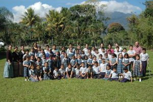 Saetas para Cristo  Teachers and Students 2016