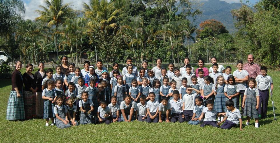Centro Educativo Saetas Para Cristo