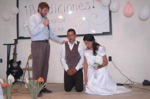 Jorge and Jennie Wedding