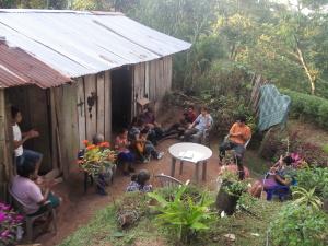 Yure, Honduras.