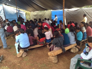 Carrizal's Tent Meetings 2017