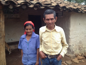Tent meetings in the Carrizal village were hold in this man's property!