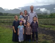 Baruch Grobler Family