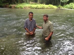 Felix Baptism