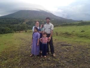 Gavarrete's at Arenal Volcano i Costa Rica