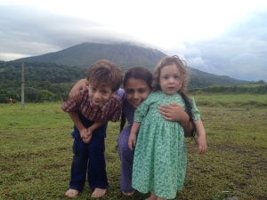 Gavarrete's at Arenal Volcano in Costa Rica