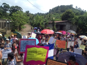 National day of the Bible in Honduras